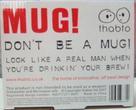 Funny Mug Back