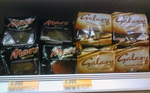 Mars Muffin